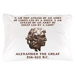 Alexander the Great Pillow Case