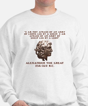 Alexander the Great Sweater