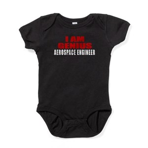Funny Aerospace Engineer Baby Clothes   Accessories - CafePress 79df327e5376