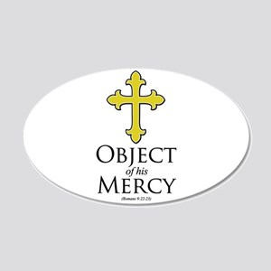 Object of His Mercy Romans 9 Wall Decal
