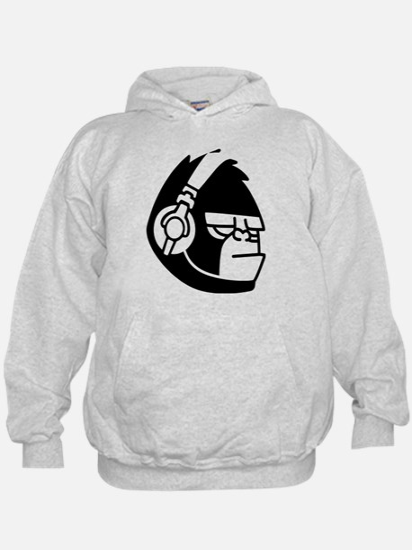 Gorilla Music Hoodie