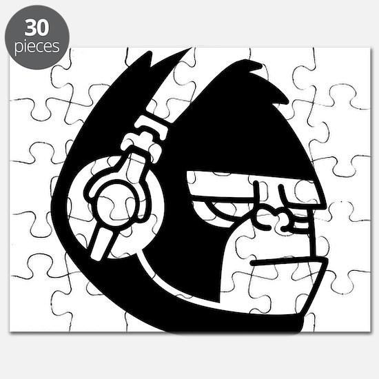 Gorilla Music Puzzle