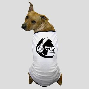 Gorilla Music Dog T-Shirt