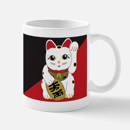Cute Beckoning cat Mug
