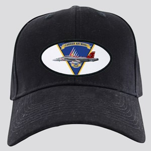 cvw5logo VFA102 Black Cap