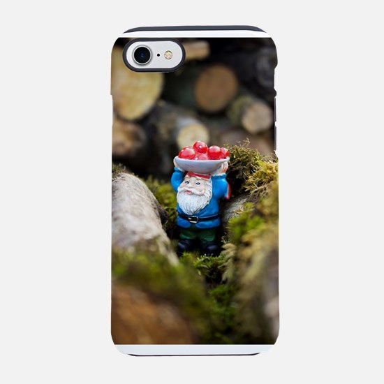 Log Pile Phil II iPhone 7 Tough Case