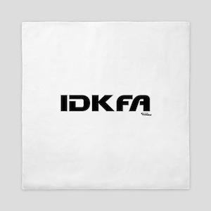 IDKFA Queen Duvet