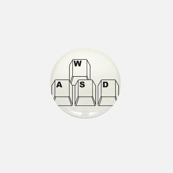 WASD Mini Button
