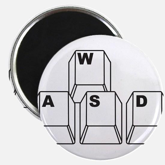 WASD Magnets