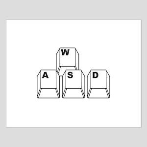 WASD Poster Design