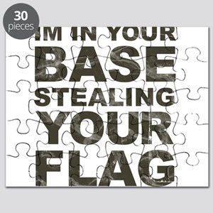 Im In Your Base Stealing Your Flag Puzzle