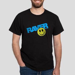 Raver Smiley T-Shirt