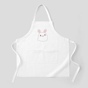 Fat Kawaii Bunny Apron