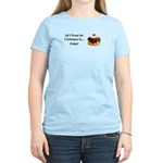 Christmas Cake Women's Light T-Shirt