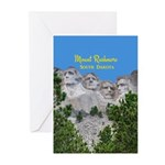 Mount Rushmore Greeting Cards (Pk of 10)