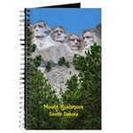 Mount Rushmore Journal