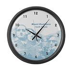 Mount Rushmore Large Wall Clock