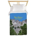 Mount Rushmore Twin Duvet