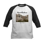 Mount Rushmore Kids Baseball Jersey