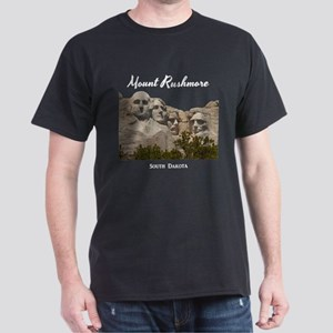 Mount Rushmore Dark T-Shirt