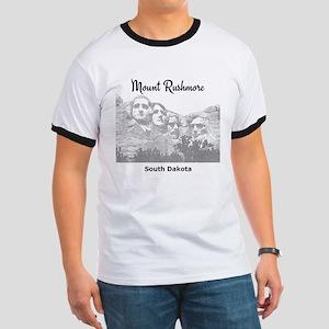Mount Rushmore Ringer T