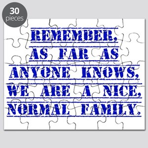 Remember As Far As Anyone Knows Puzzle