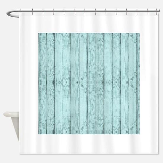 Bohemian Style Pattern Shower Curtain