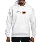 Cake Wizard Hooded Sweatshirt