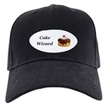 Cake Wizard Black Cap