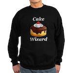 Cake Wizard Sweatshirt (dark)