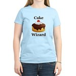 Cake Wizard Women's Light T-Shirt