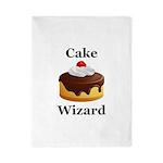 Cake Wizard Twin Duvet