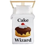 Cake Wizard Twin Duvet