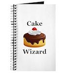 Cake Wizard Journal