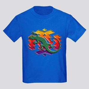 Gecko Southwest Kids Dark T-Shirt