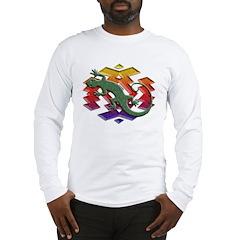 Gecko Southwest Long Sleeve T-Shirt