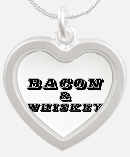 Bacon & Whiskey Necklaces