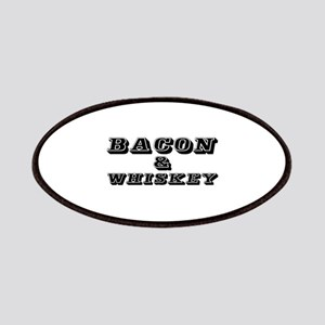 Bacon & Whiskey Patches