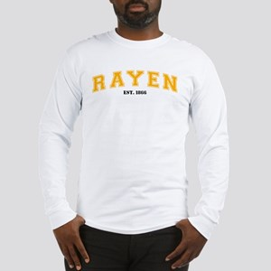 Rayen Arch - Est. 1866 Long Sleeve T-Shirt