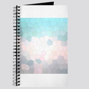 Crystalized Mosaic Pattern Journal