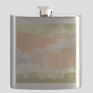 Crystalized Mosaic Pattern Flask