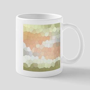 Crystalized Mosaic Pattern Mugs