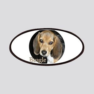 Close Up Puppy Beagle Patches