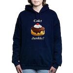 Cake Junkie Women's Hooded Sweatshirt