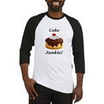 Cake Junkie Baseball Jersey