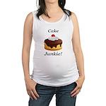 Cake Junkie Maternity Tank Top