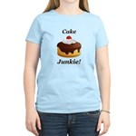 Cake Junkie Women's Light T-Shirt