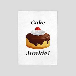 Cake Junkie 5'x7'Area Rug