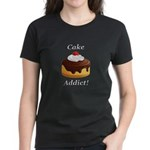 Cake Addict Women's Dark T-Shirt