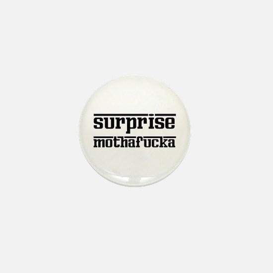 Surprise, Mothafucka! Mini Button